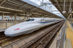 The Bullet Train 新幹線大爆破 (Shinkansen) is a wonderful transportation that not only makes a trip faster but actually saves billions from Japan's economy.