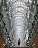 Brookfield Place Minimalist Portrait
