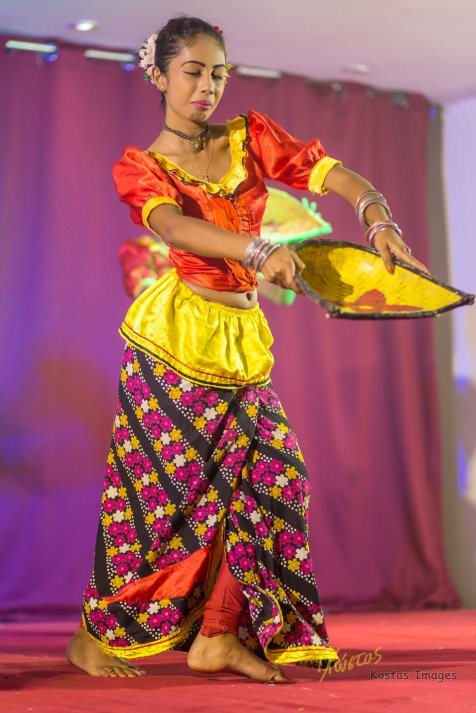 Cultural show in Kandy