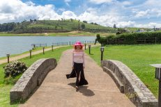 Nuwara Eliya's lake and park for fun activities or just a walk (as you can imagine I used it for my photoshoot). Nuwara Eliya, Sri Lanka