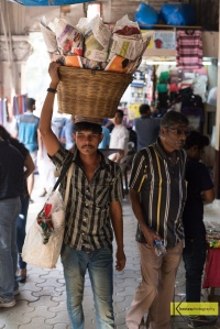Street Seller, Mumbai