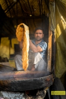 Street food in Srinagar, Kashmir, India