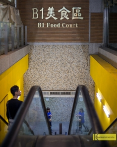Underground Food Court (when the ground floor is not enough) Shilin Night Market